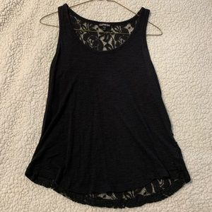 Express Lace Back Detail